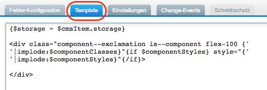 Template-Tab-Reiter-Inhaltselemente-Editor