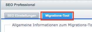 Migrations-Tool-Tab